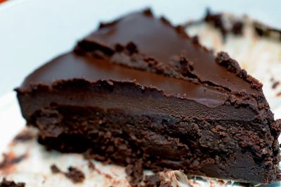 flourless-chocolate-cake